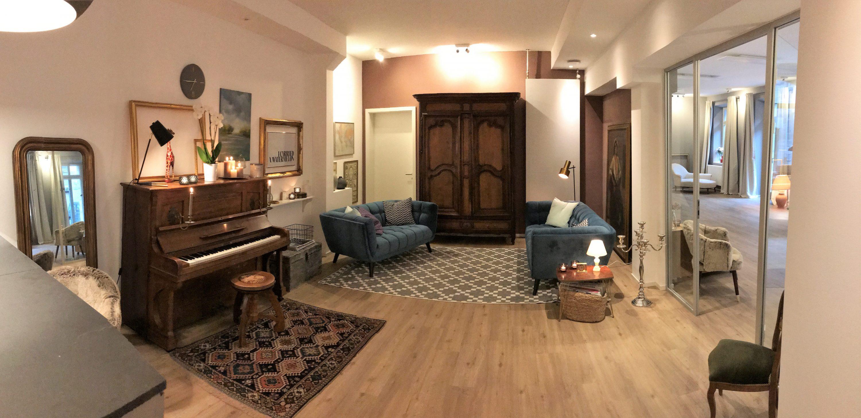 Das Wohnzimmer I Seminarräume in Fürth mieten